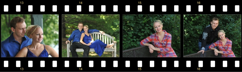 Film Strip of 4