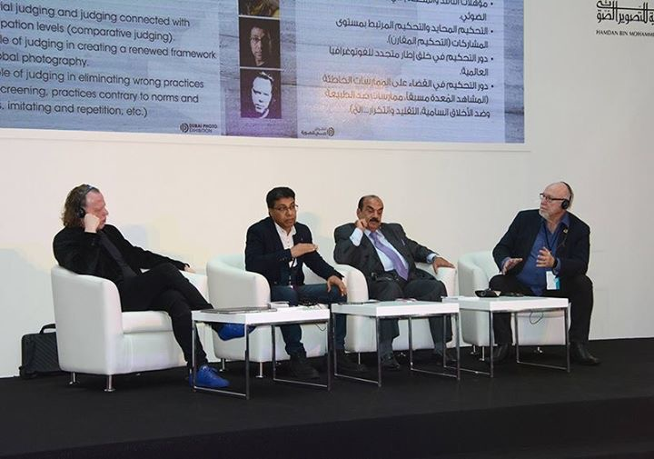 Moderating the Dubai Photo Forum