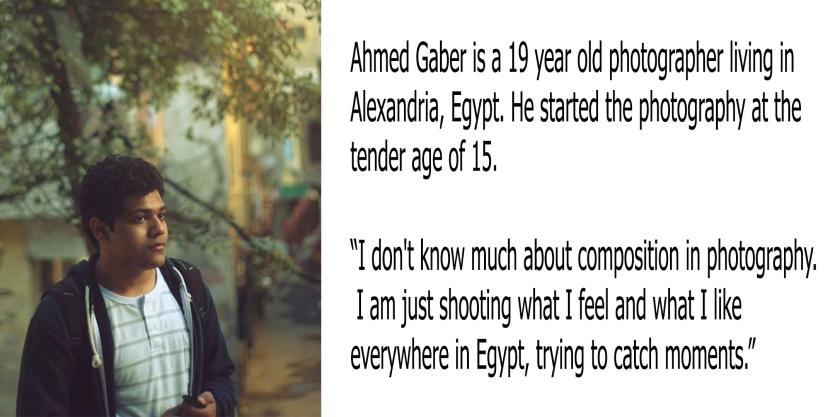 Ahmed Gaber text