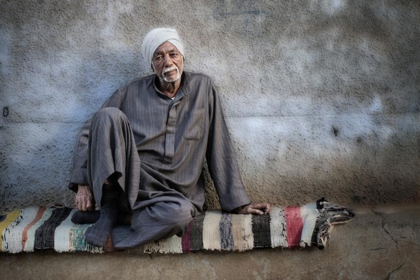 """Nubian Man"" by Yasser Alaa Mobarek - Egypt"